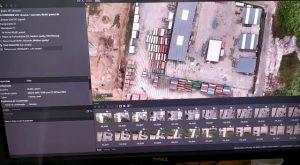 Processamento de Imagens para serviço de Aerolevantamento