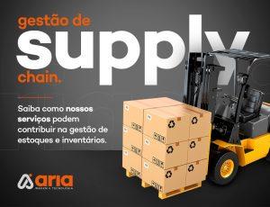 Serviços de Gestão de Supply Chain