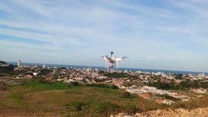 Aerolevantamento de Terreno via Drone em Barra Velha-SC
