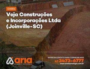 Veja Construções e Incorporações Ltda – Acompanhamento de Extração de Material (Joinville-SC)