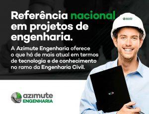Referência nacional em projetos de engenharia
