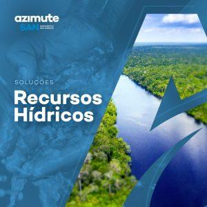 Soluções para o segmento de Recursos Hídricos