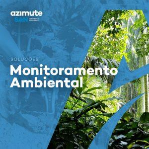 Soluções para o segmento de Monitoramento Ambiental