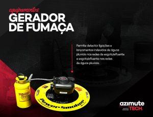 Equipamentos Azimute Tech – Gerador de Fumaça