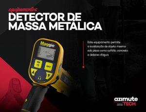 Equipamentos Azimute Tech – Detector de Massa Metálica