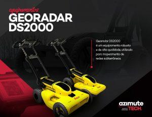 Equipamentos Azimute Tech – Georadar DS2000