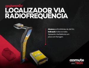 Equipamentos Azimute Tech – Localizador via Radiofrequência