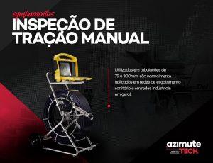 Equipamentos Azimute Tech – Inspeção de Tração Manual