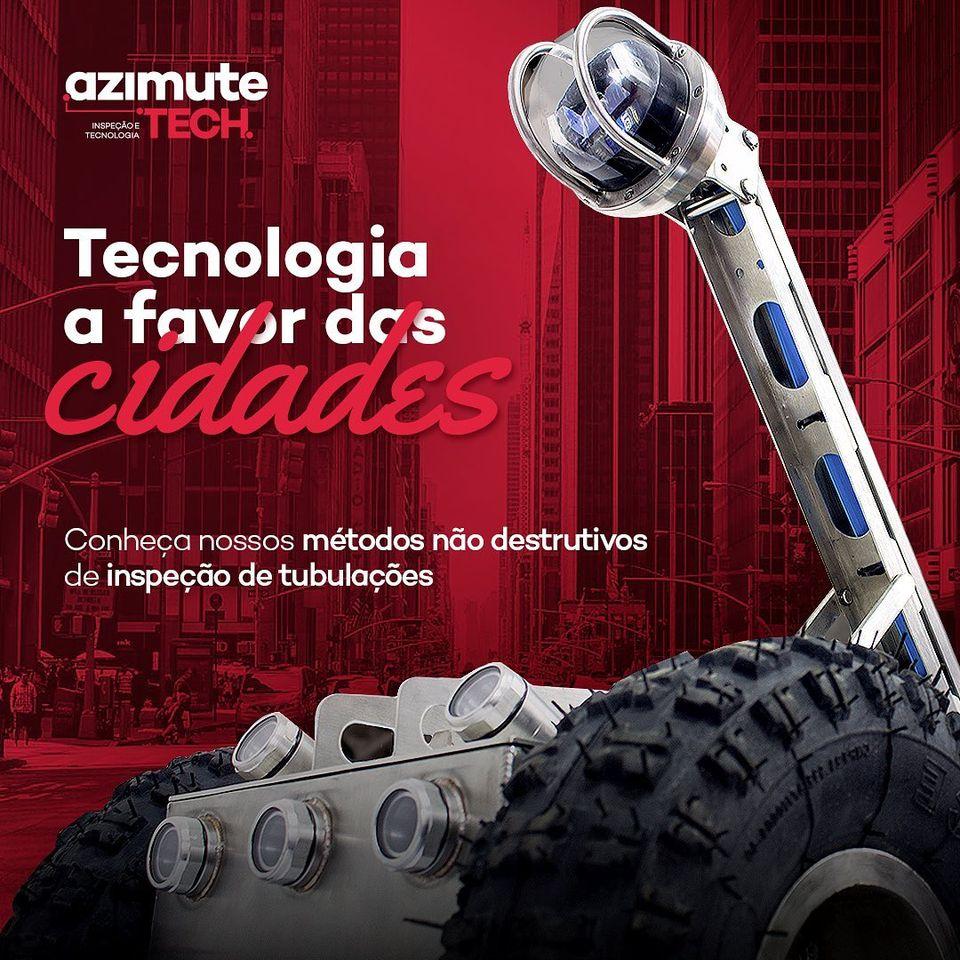 Tecnologia a favor das cidades