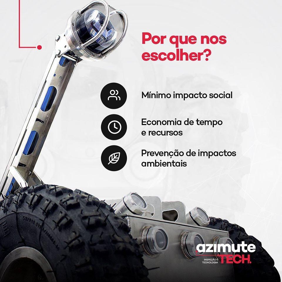 Por que escolher a Azimute Tech? (Pt. 1)