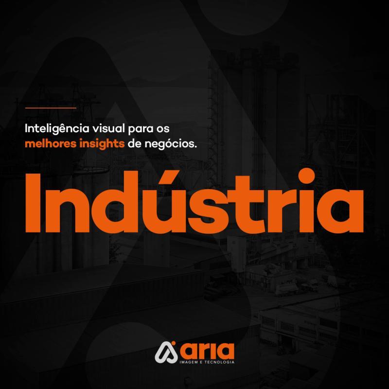 Inteligência visual para os melhores insights de negócios: Indústria