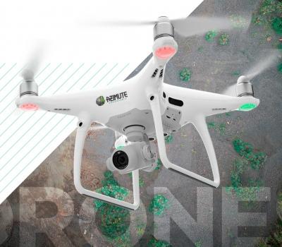 Utilizando drones na mineração?