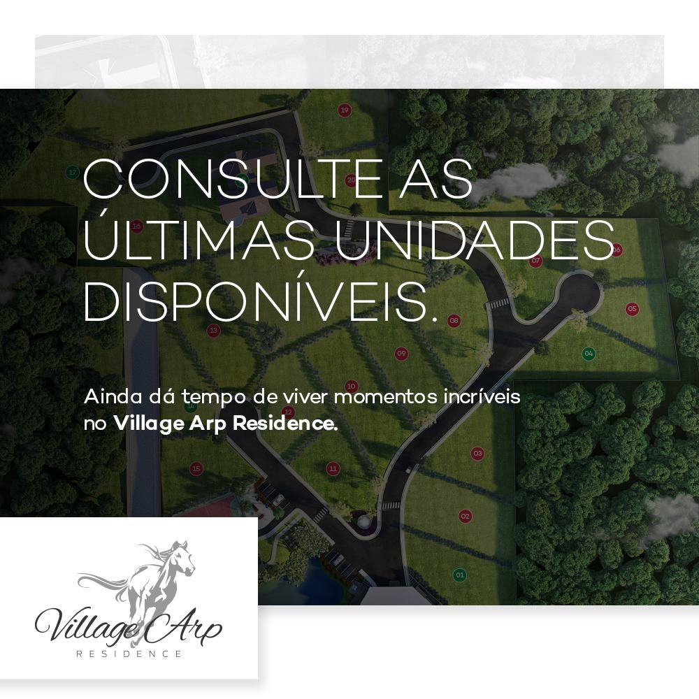 Village Arp Residence: últimas unidades disponíveis no melhor residencial de Joinville-SC