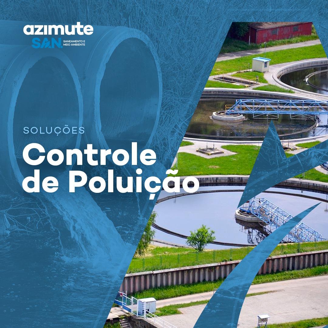 Soluções para Controle de Poluição